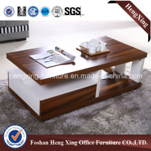 Modern Livingroom Furniture Wooden Coffee Table (HX-6M403)