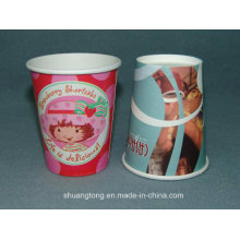 10oz Paper Cup (Cold/Hot Cup) Insulated Hot Paper Cups /Ripple / Double / Single Wall Disposable Coffee Paper Cup