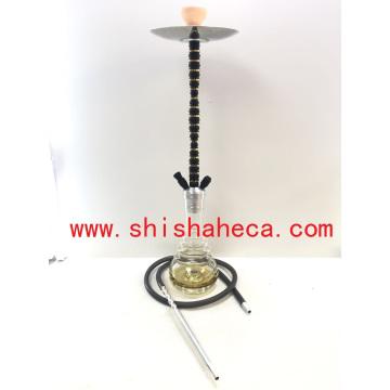 Gros Narguilé en aluminium de haute qualité fumer le shisha narguilé
