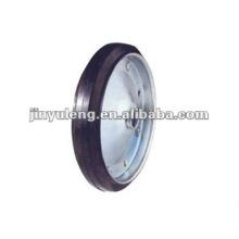8x1.5 твердой резины колес