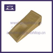 China fabricação de pontos de dente de balde PARA CATERPILLER 7Y0602