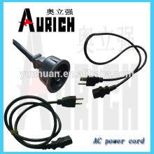 UL Home Grounding Power Cables 125V
