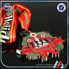 Sedex 4p factory custom zinc alloy 3D stand medal