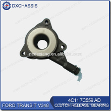 Roulement d'embrayage genuine pour Ford Transit V348 4C11 7C559 AD