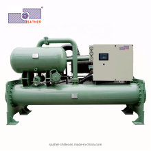 Patented Factory Sanhe Brand Screw Chiller for Chicken