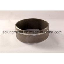 ANSI Carbon Steel Oil Coating Grooved Nipple