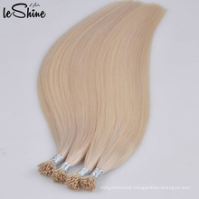 Top Selling 100% Wholesale Remy Double Drawn Human I Tip Hair Extensions