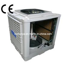 3 Kw 380V 50Hz refrigerador de ar evaporativo comercial