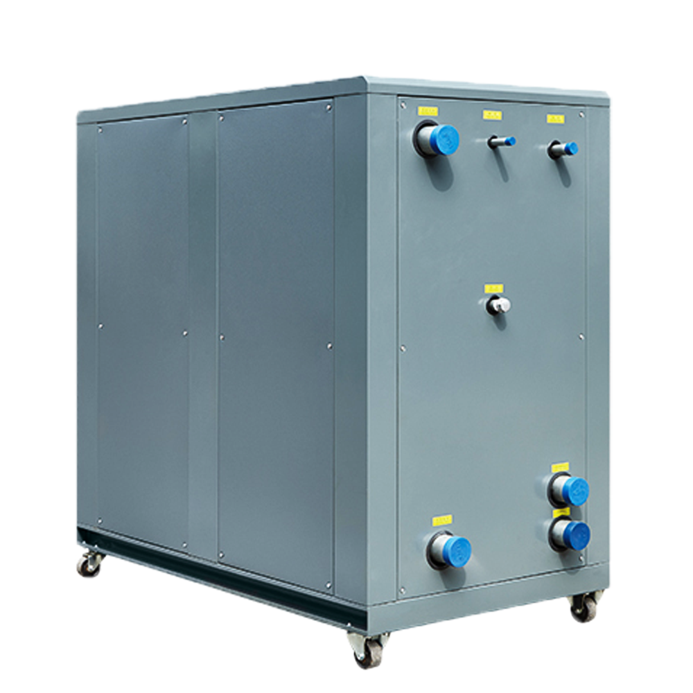 professional water cooled chiller industrial cooling cooler