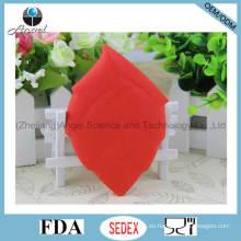 Popular de hoja de arce de goma de silicona Copa de agua taza de bolsillo Scu02