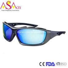 Men′s Fashion Designer Sport UV400 Protection PC Sunglasses (14365)