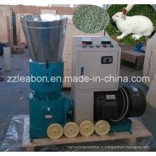 Machine à pellets d'alimentation de volaille professionnelle la plus vendue