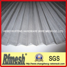 16*18 Pleated Mesh/Fiberglass Pleated Window Screen/Pleated Mesh Screen
