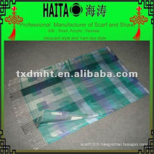Echarpe imitation en soie