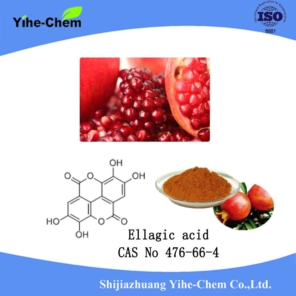 Ellagic acid  3