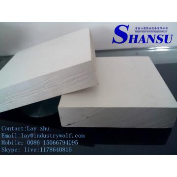 Tablero de la muestra del PVC, tipo insonoro tablero de madera del pvc del grano de la puerta interior