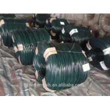 Alambre revestido del PVC / alambre de la capa del PVC hecho en China