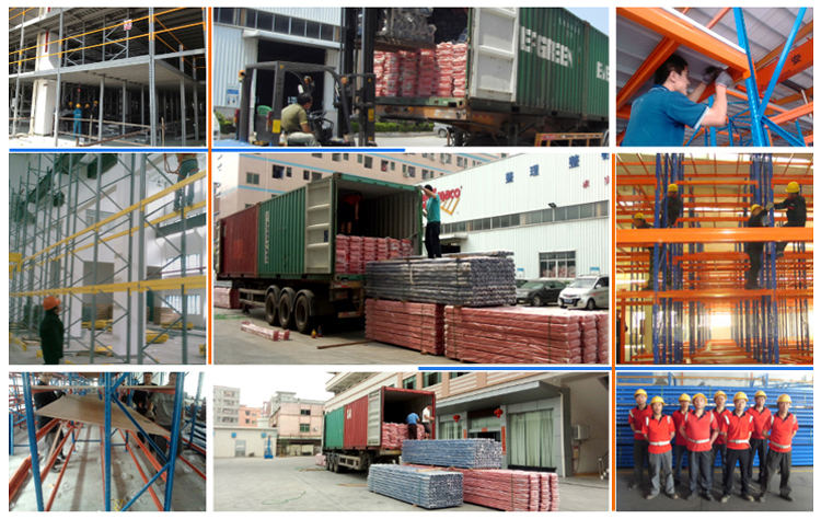 Loading Container&Installation
