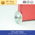 pièces de poinçon en aluminium d'estampillage fait sur commande