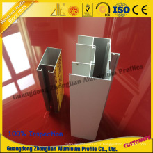 Profil en aluminium de Nigéria pour la fabrication de fenêtre