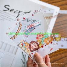 Pet Sticky Scrapbook Notes for Handbook Decorating