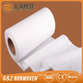 Dry spunlace nonwoven fabric wipes nonwoven fabric roll