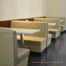 Customized Chinese Fast Food Restaurant Booth Seating (SP-CS318)