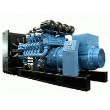 1738kVA Mtu Motor Diesel Strom Generator Set