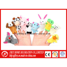 Cute Hot Sale Finger Puppet for Story Talking