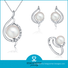 1PC Fashionable 925 Sterling Silver Jewelry Set in Stock (J-0089)