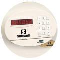 Safewell Am Panel 300mm Höhe Elektronische Hotel Safe