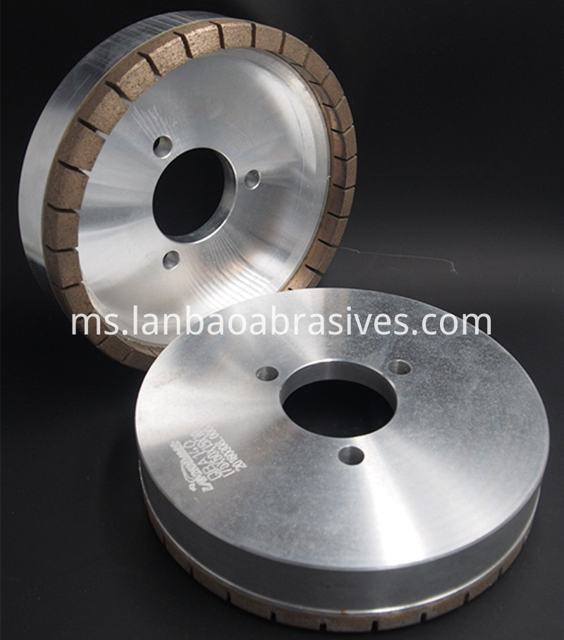 Diamond cup wheel segmented H50