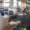 Производственная линия доски WPC Твиновского винта пластичная Штрангпресс Штранг-прессования