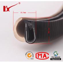 China Extrusion PVC Gummi Produktprofil