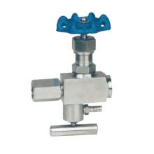 Válvula de indicador de presión multifuncional (GACJ123)