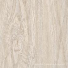 Plancher de planches de vinyle intérieur pour résident Click