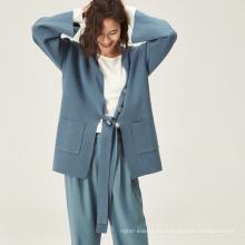 P18B01TR suéter de señora de punto de cachemira