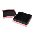 Pink Cardboard Watch Rigid Gift Box