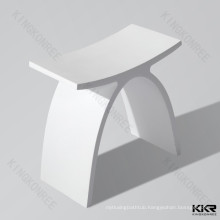 Artificial Stone Solid Surface Shower Stool