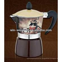 Italiano Mocha Espress Stove Top Coffee Maker