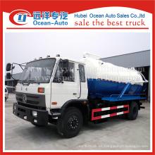ALA5110GXWE3 Euro3 8cbm camión de succión de aguas residuales