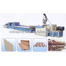 línea de producción de paneles de techo de pvc