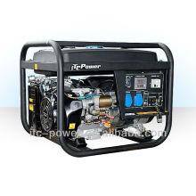 6KW ITC-POWER gerador portátil pequeno gerador de gasolina