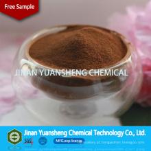 Ligante refratário / cerâmico e lignosulfonato de sódio dispersante