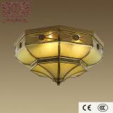Modern European brass fashional ceiling copper design lamp