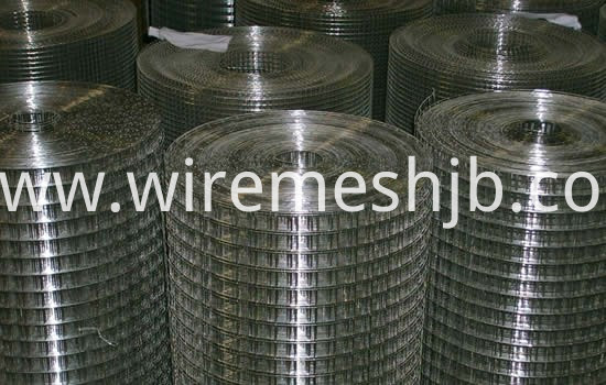 Welded Wire Mesh Galvanized