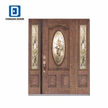 Фанда Китай поставщик люкс-входная дверь дизайн для дома