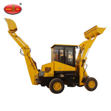 Road Machinery Mini Backhoe Machine Till Salu