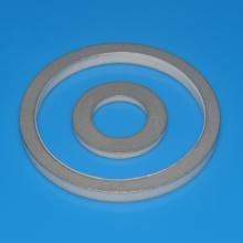 Hochpräziser Aluminiumoxid-Keramikring mit Metallisierung