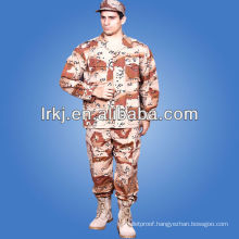 military digital desert clothing
